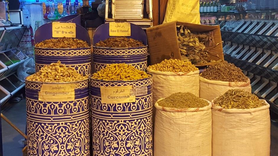 Morocco on My Mind